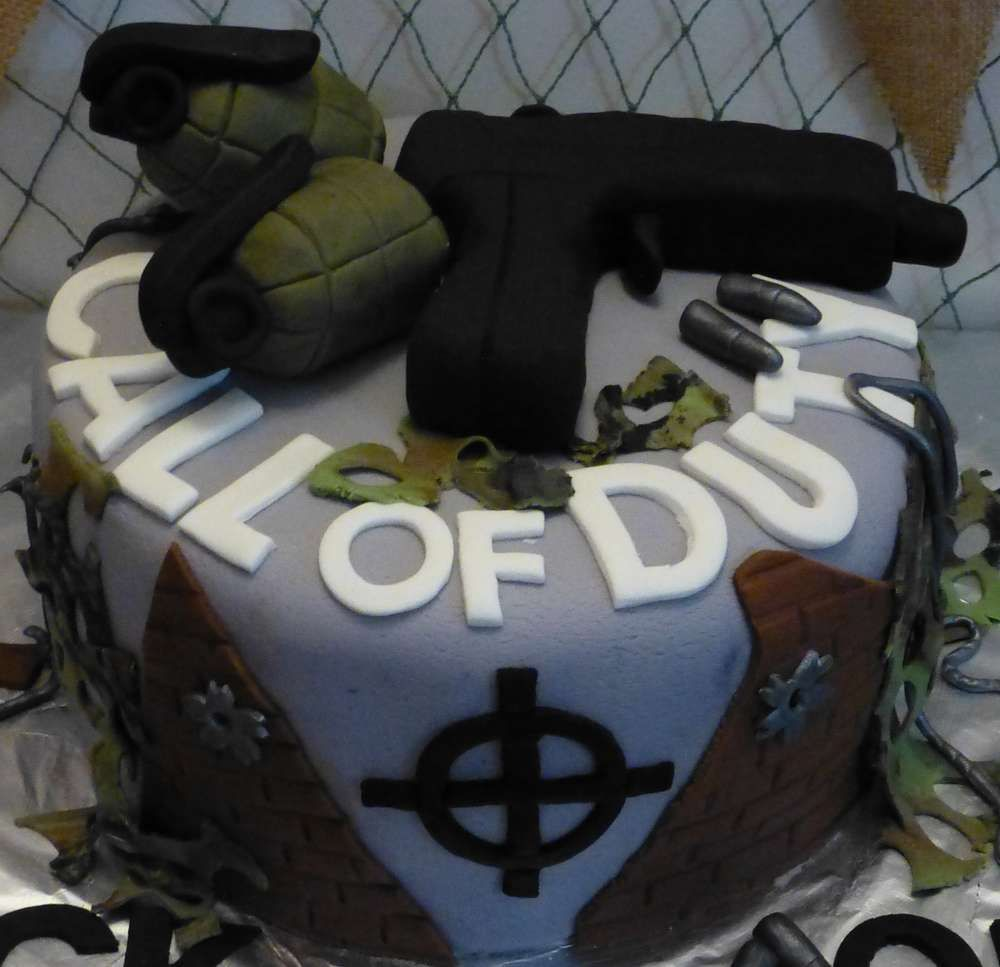 Call Of Duty Black Ops Birthday Party Ideas Birthday Parties
