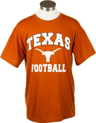 Texas Sports Football T- Shirt