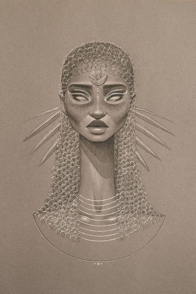 Resultado de imagem para Deusa  ''Sunwalker'' sara golish