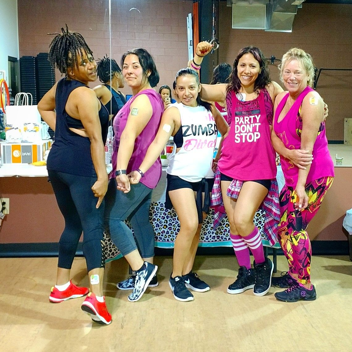 Party in Pink Zumba Outfit  Zumba outfit, Outfits, Fashion