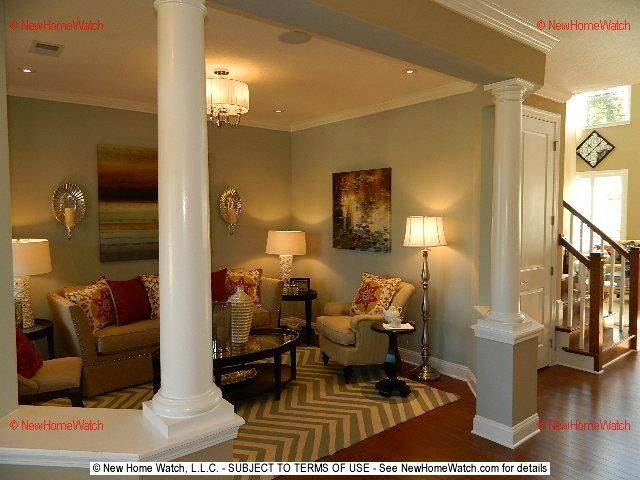 I Like This Layout If I Convert The Dinning Room Into A Sitting Room Best Dining Room Colors Formal Living Rooms Dining Room Budget