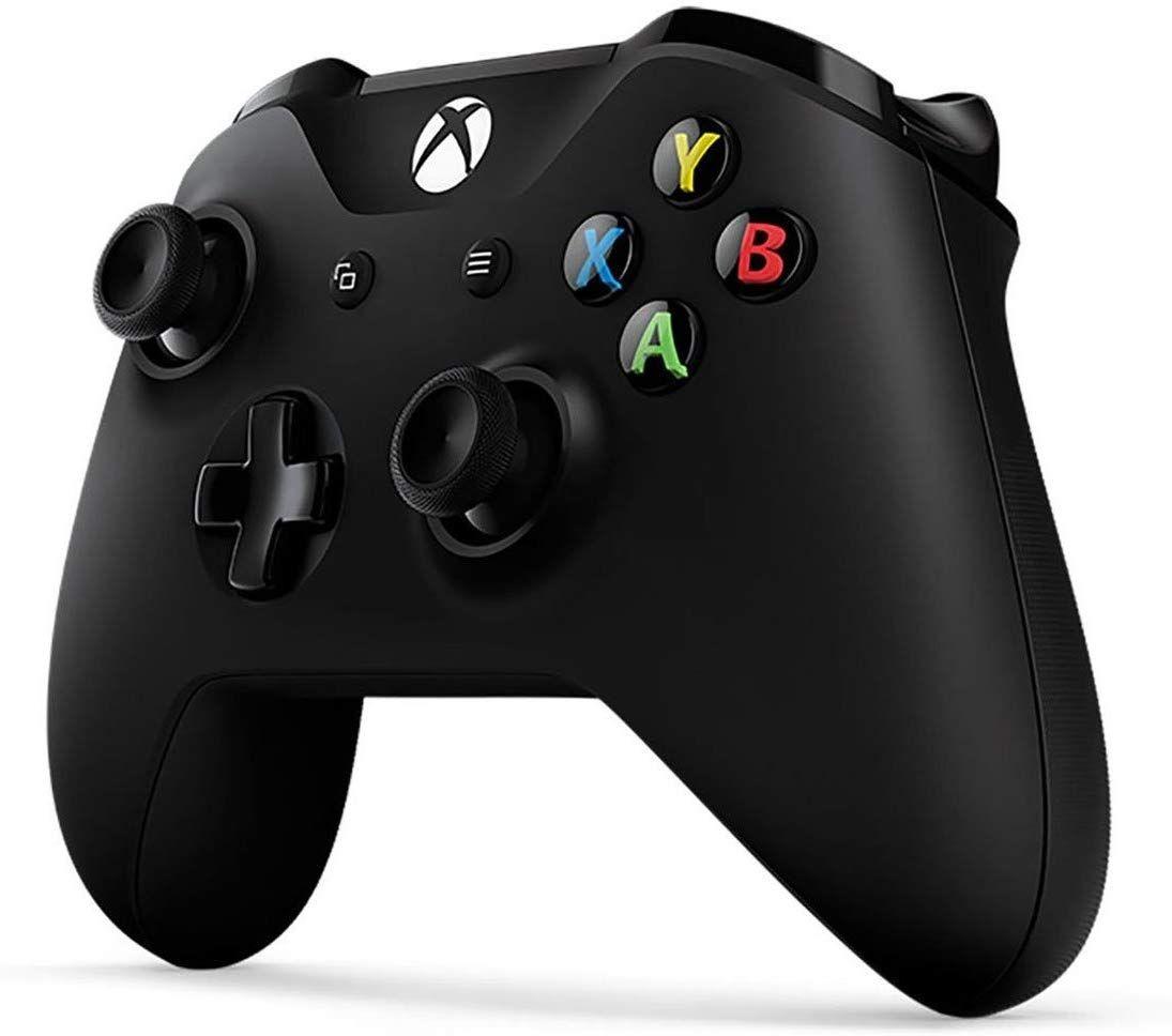 Microsoft Xbox One Bluetooth Wireless Controller Black Ad Bluetooth Ad Xbox Microsoft In 2020 Xbox One Controller Xbox Controller Xbox Wireless Controller