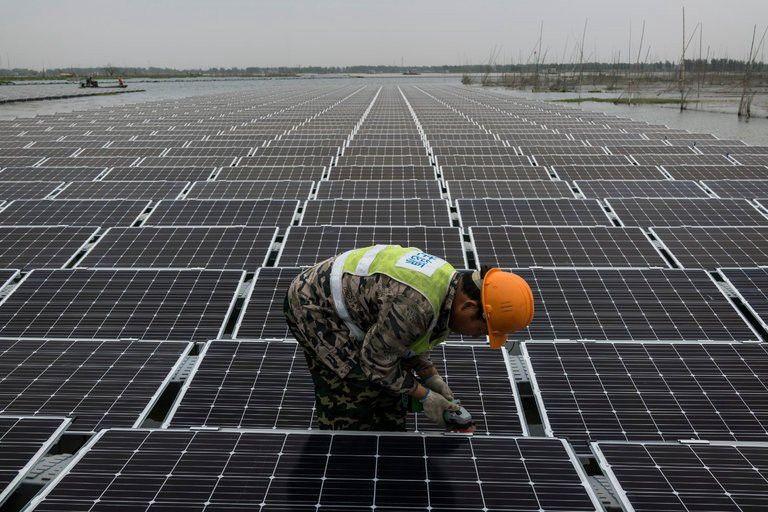 Solar energy companies in India provide maintenance