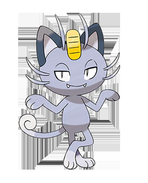 Alolan Form Meowth