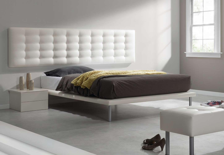 dormitorios con cabeceros tapizados y camas tapizadas | muebles ...