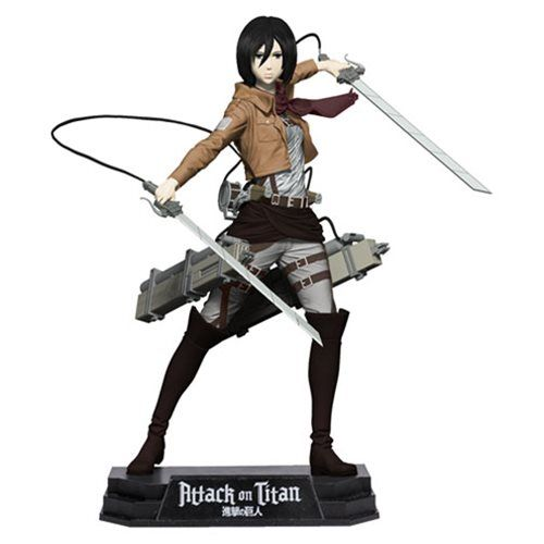 Attack on Titan Christa Figure Taito anime from JAPAN
