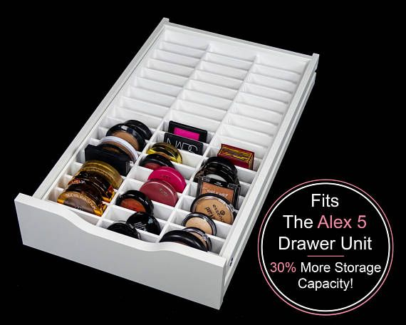 *This Organizer Will ONLY Fit The Alex 5 Drawer Unit. If You Have The Alex  9 Drawer Unit, Head Over To Our Main Store To Check Out What We Have To  Offer!*