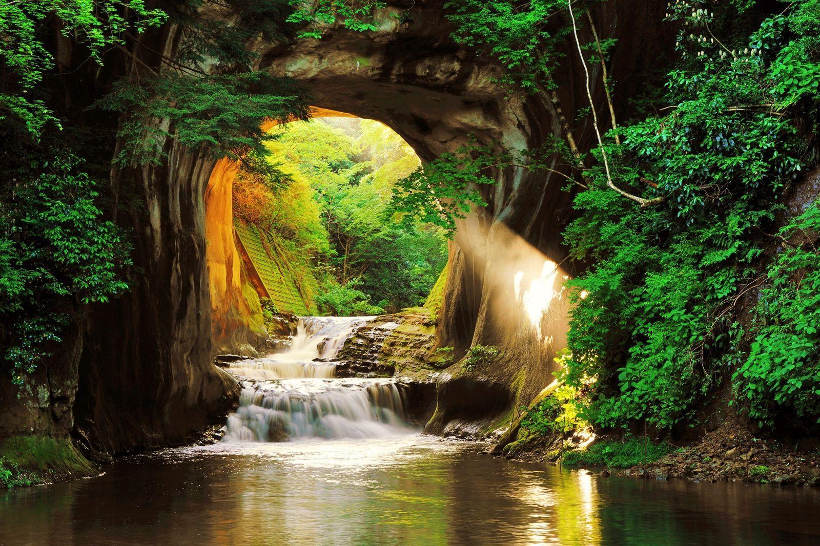 大自然 おしゃれまとめの人気アイデア Pinterest いっぽー 濃溝の滝 旅行 千葉 観光