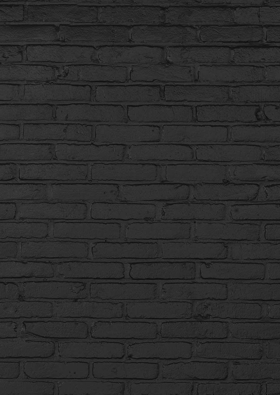 Black Brick Part - 17: Arthouse VIP Black Brick Wallpaper 623007 - Feature Wall Brick Faux Stone  Effect | Black Brick Wallpaper, Black Brick And Faux Stone