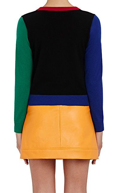 Lisa Perry Colorblocked Cashmere Sweater - Sweaters - 504590924
