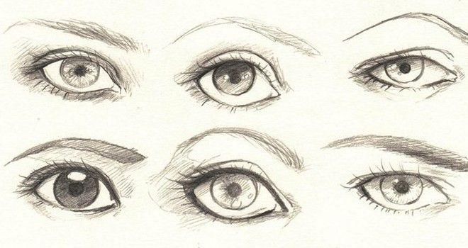 maquillaje según forma de ojo