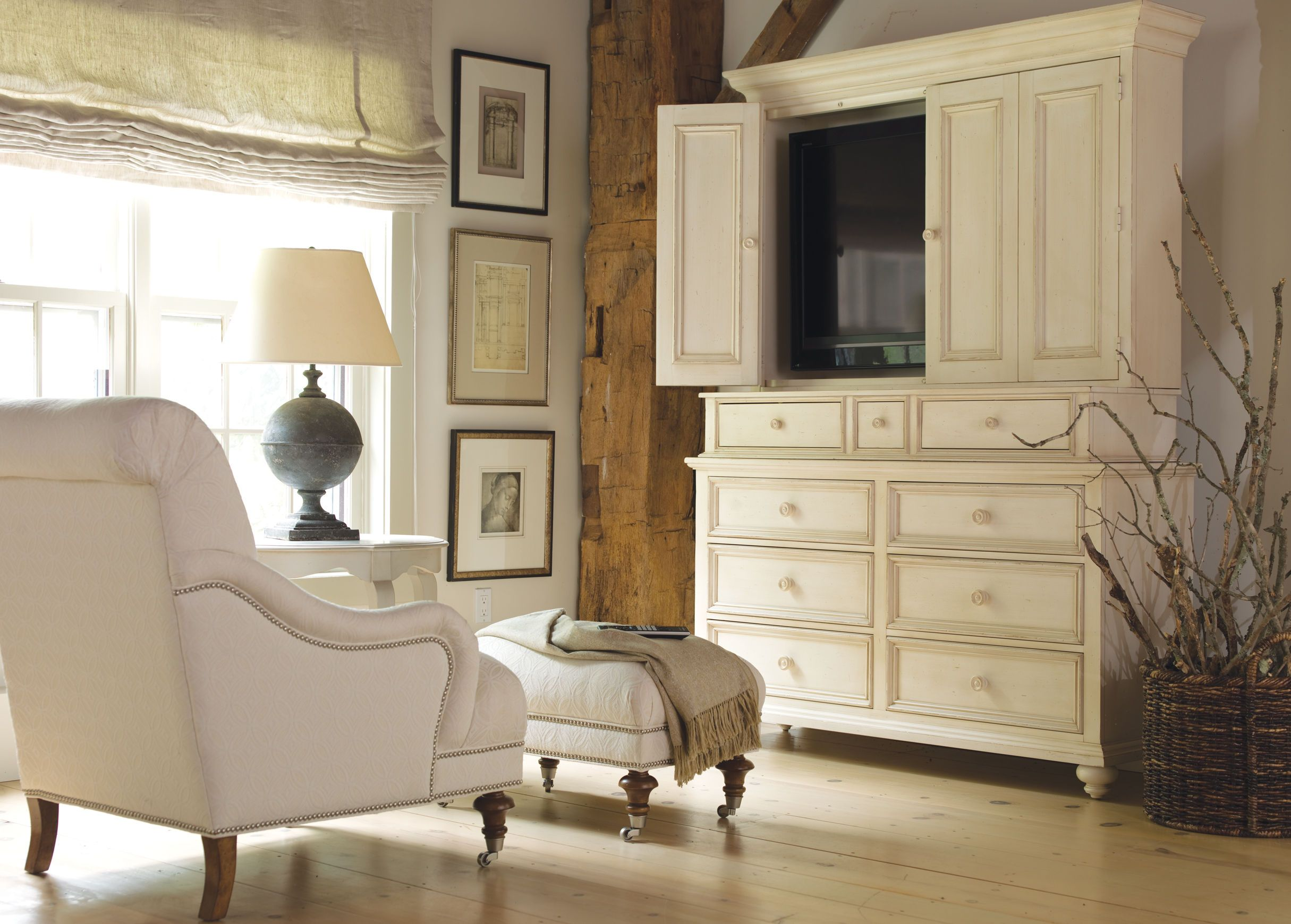 Carter Media Dresser from Ethan Allen | home | furnish | Pinterest ...