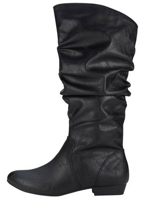 2506e2735a4c 10 Cute and Cheap Knee-High Wide Calf Boots For Women