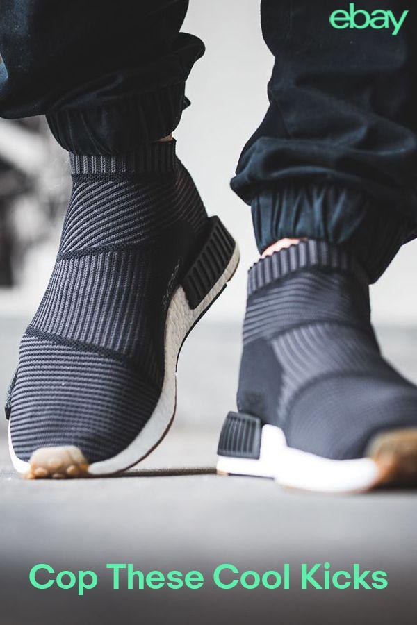 9d474de4c Adidas nmd cs1 gum city sock primeknit black size 5-10 boost ultra ...
