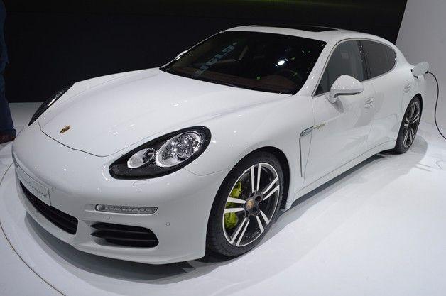 Porsche Panamera Diésel 2014