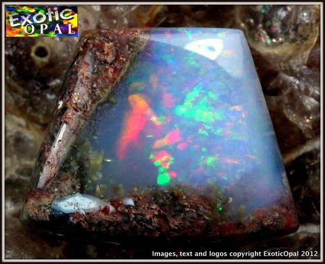 Honduran Opal Information
