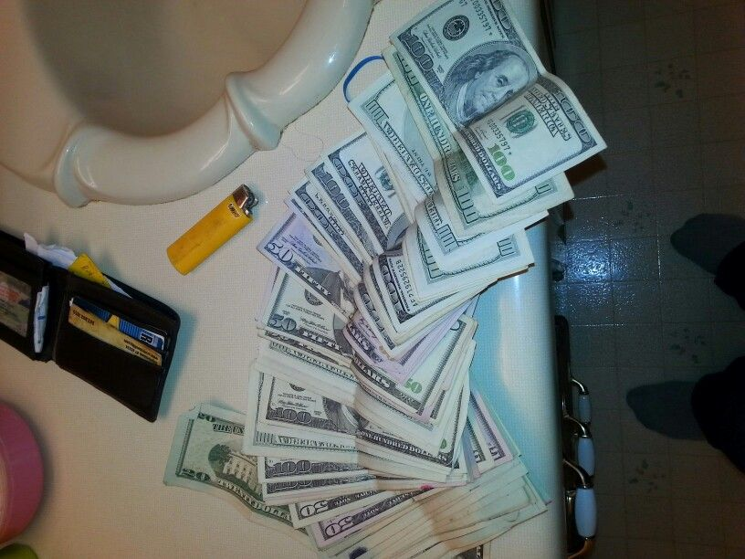 Making some money