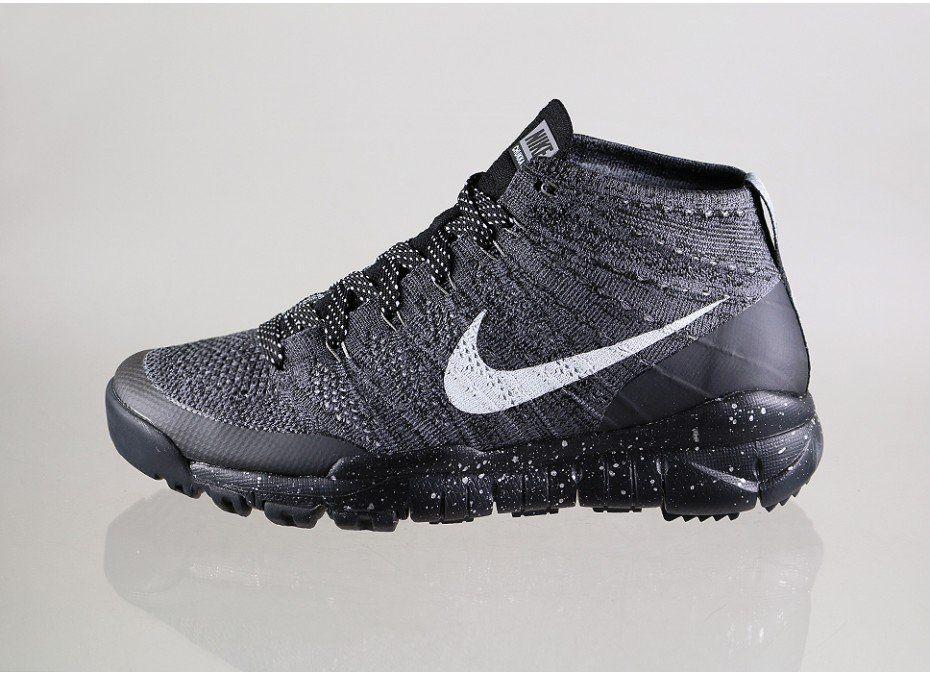 Nike Instructor Flyknit Calzado Chukker Fsb - Negro / Vela bonito profesional en línea finishline en línea clásico PAv7iW8B