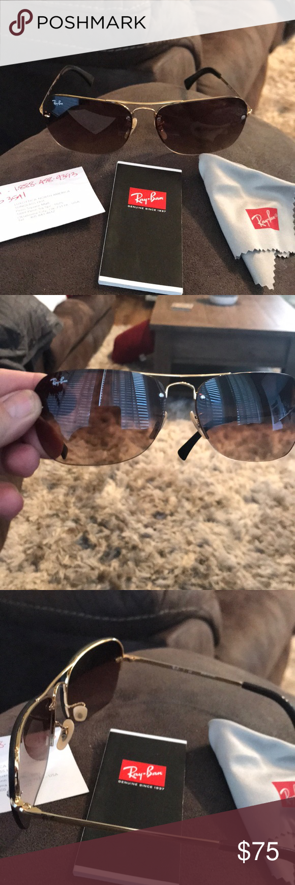 Ray Ban Sunglasses These Beauties Cone With Everything Lifetime