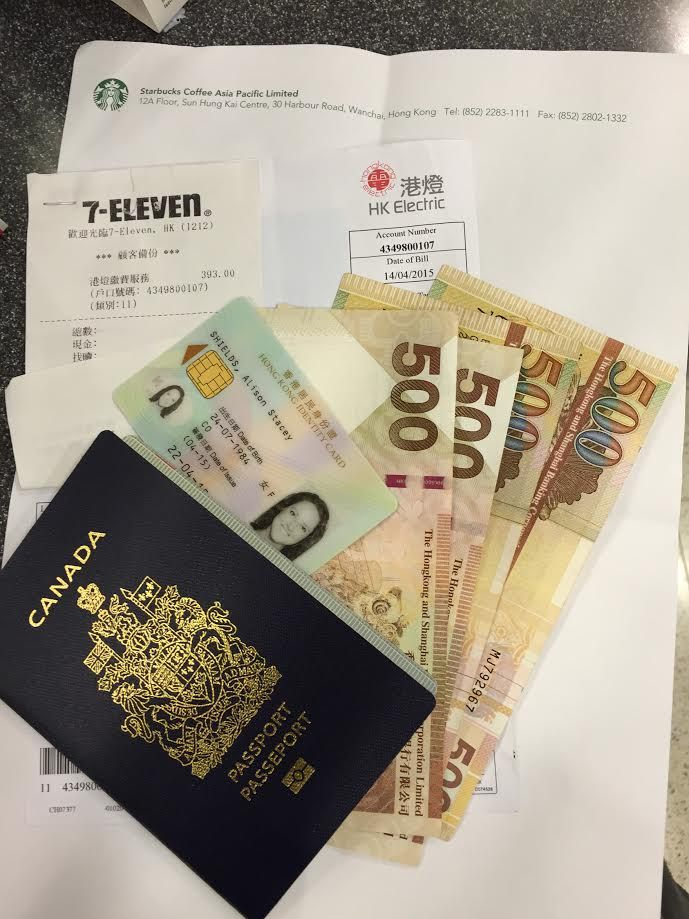 Becoming Legit In Hong Kong Work Visa Hong Kong Id Bank