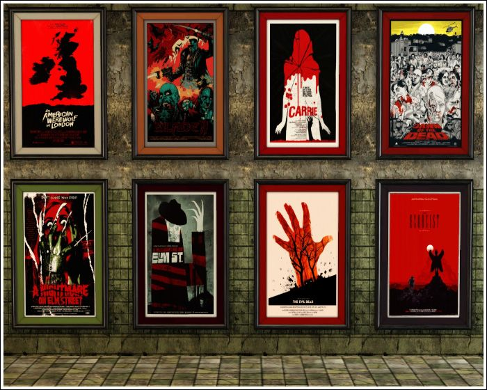 i think itd be good to put framed classic film posters on the wall in the cinema wall to give it a bit of a theme pinterest cinema poster and film