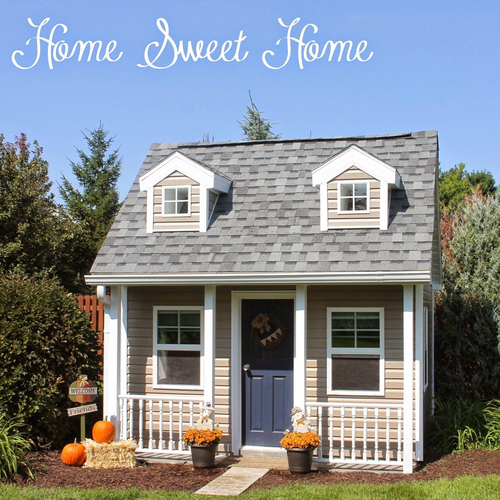 kid u0027s playhouse built from better homes u0026 garden u0027s plans