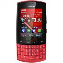 Nokia Asha 303 Red Rp 199 00 Sp 149 00 Nokia Phone Blackberry Phone