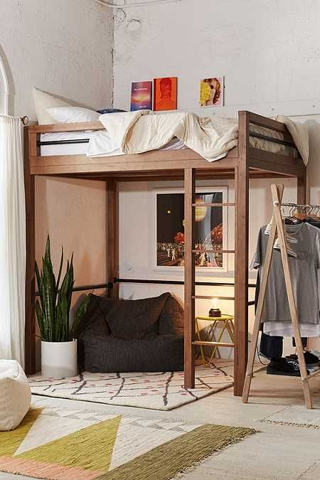 Space Saving Loft Beds For Small Rooms
