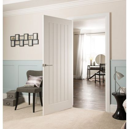 Cottage moulded primed woodgrain internal door 762mm wide find cottage moulded primed woodgrain internal door wide at homebase visit your local store for the widest range of building hardware products planetlyrics Images