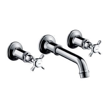 Hansgrohe 16532 Axor Montreux Wall Mounted Widespread Faucet