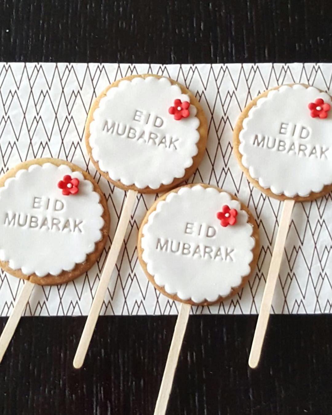 Biscuit Pops Eid biscuits, Cakes today, Eid