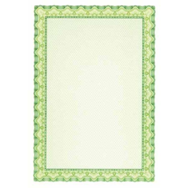 Comprar Diploma verde esmeralda 115 g 10 hojas 11969 #papeles ...