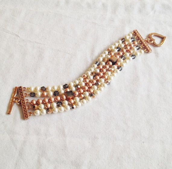 Little angel bracelet by Hellenna on Etsy, £76.00