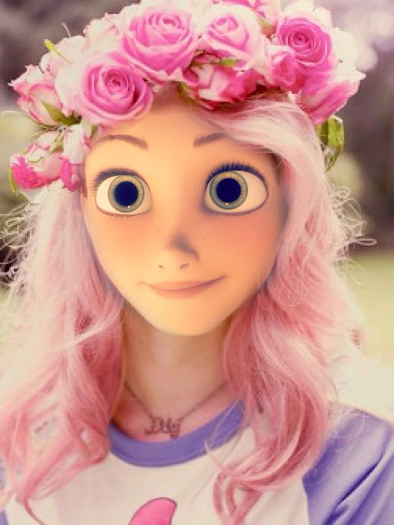 Raiponce disney pinterest pink hair rapunzel and - Disney princesse raiponce ...