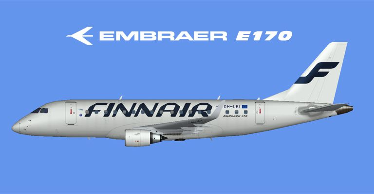 Finnair Embraer 170 Opb Nordic Regional Airlines FS9 | Airplanes
