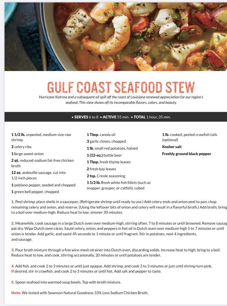 Pin By Brianna Beil On Seafood Seafood Stew Peel Crawfish Seafood