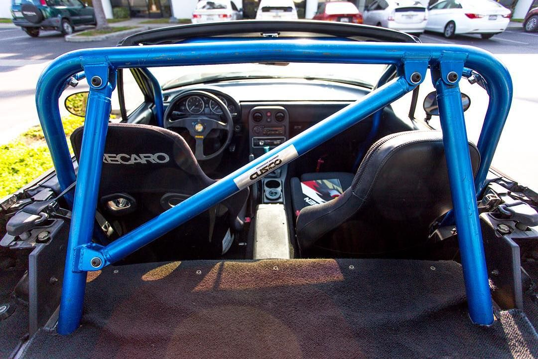 Cusco D1 40 Chromoly 7 Point Roll Cage For Mazda Mx 5 Na Nb