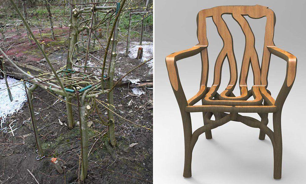 La Forêt de chaise ce qui meuble Pinterest