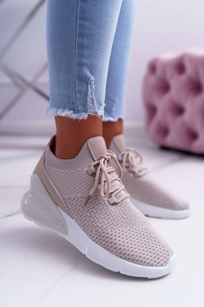 Obuwie Sportowe Damskie Bezowe Hello Obuwie Damskie Sportowe Na Kazda Okazje W Sklepie Florence Me Adidas Tubular Shoes Sneakers