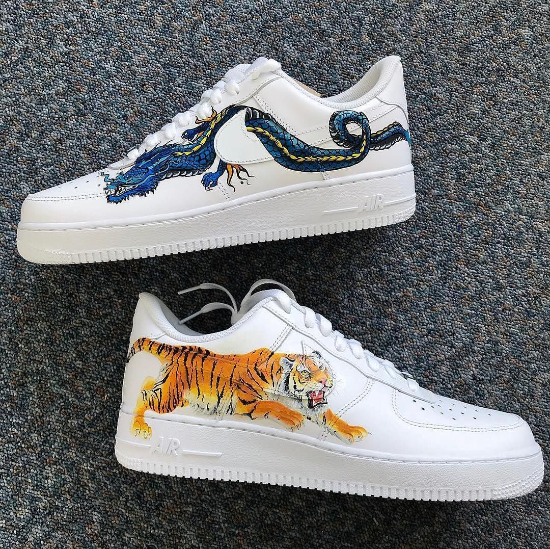 Nike Air Force 1 customs, AF1 custom, Air force Ones, All