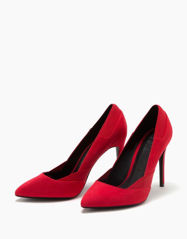 ab5222aa Ver Todo - ZAPATOS - MUJER - Bershka España - Islas Canarias. Zapatos de  mujer - Primavera Verano 2017 ...