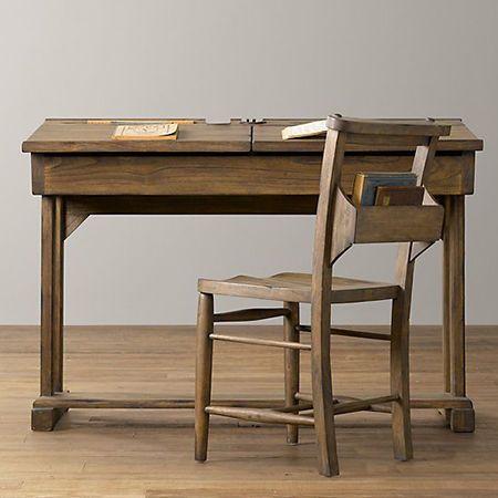 Flip Top Reproduction School Desk For Child Flip Top Desk School Desks Old Rocking Chairs