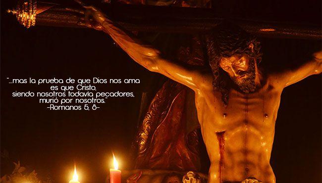 """""""Tanto amó Dios al mundo, que entregó a su Hijo único, para que los que creen en él, tengan vida eterna"""" (Jn 3,14-21)"""