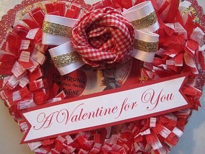 20 Handmade Valentines Day Ideas