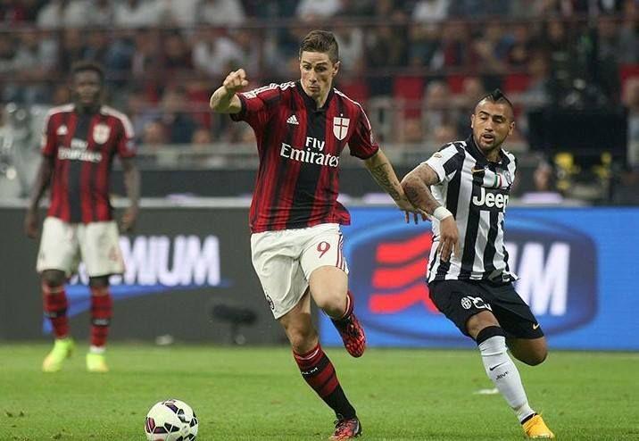 AC Milan vs. Juventus - Fotbaltour.cz #football #futbal #fotbal