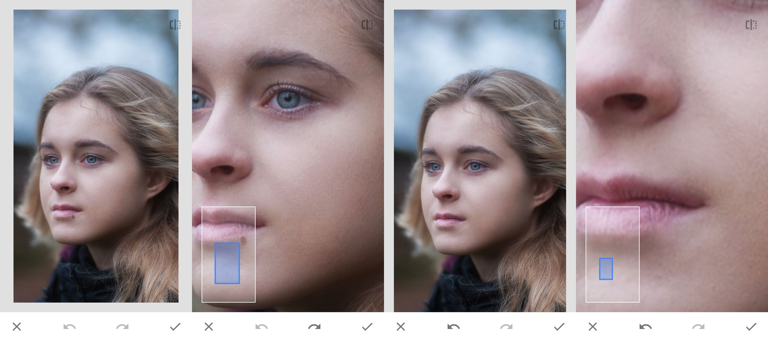 Snapseed is an allpurpose photo editor app developed by