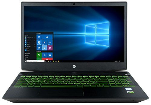 CUK Pavilion Gaming 15t VR Ready Notebook (Intel i7-8750H