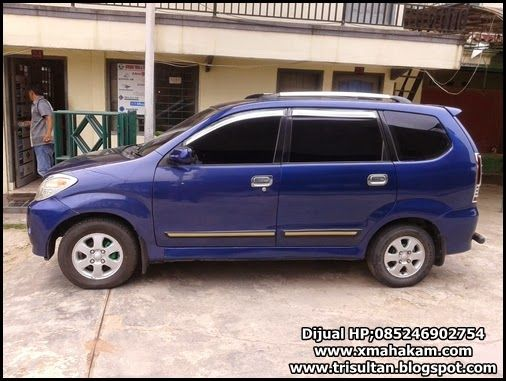 Iklan Bisnis Samarinda Dijual Toyota Avanza G 2004 Biru Manual Posisi Mob Toyota Mobil Biru