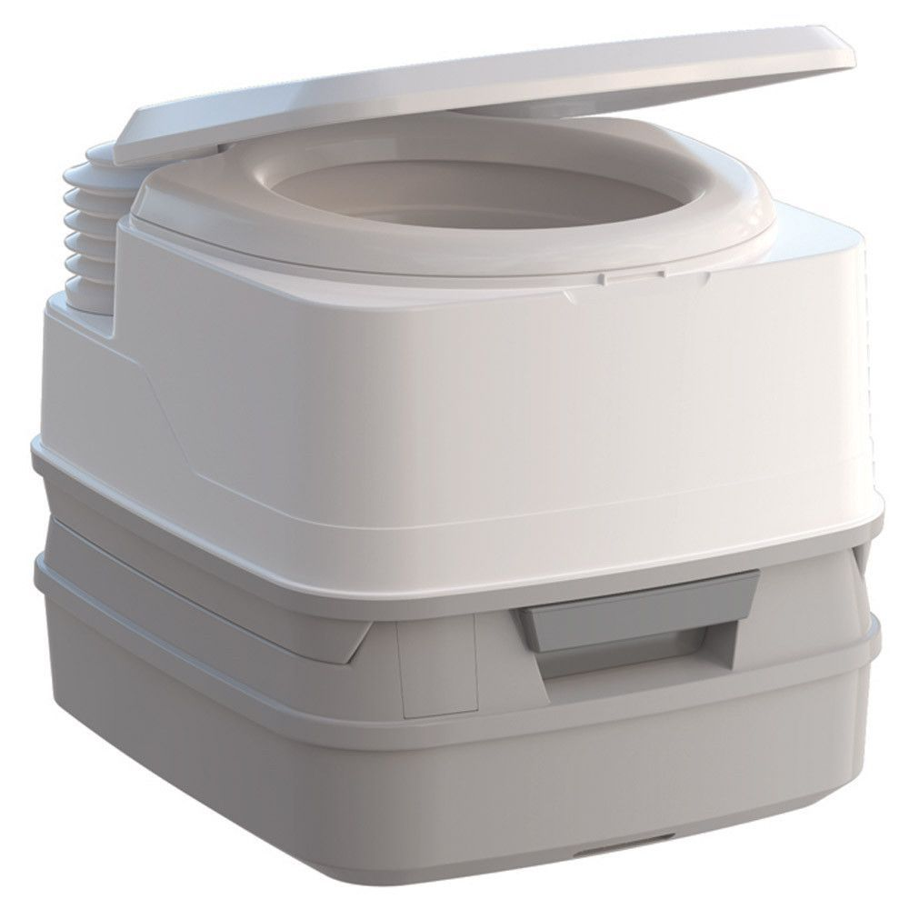 Thetford Porta Potti 260b Marine Toilet With Bellows Pump And Hold Parts Breakdown Together Rv Diagram Down Kit