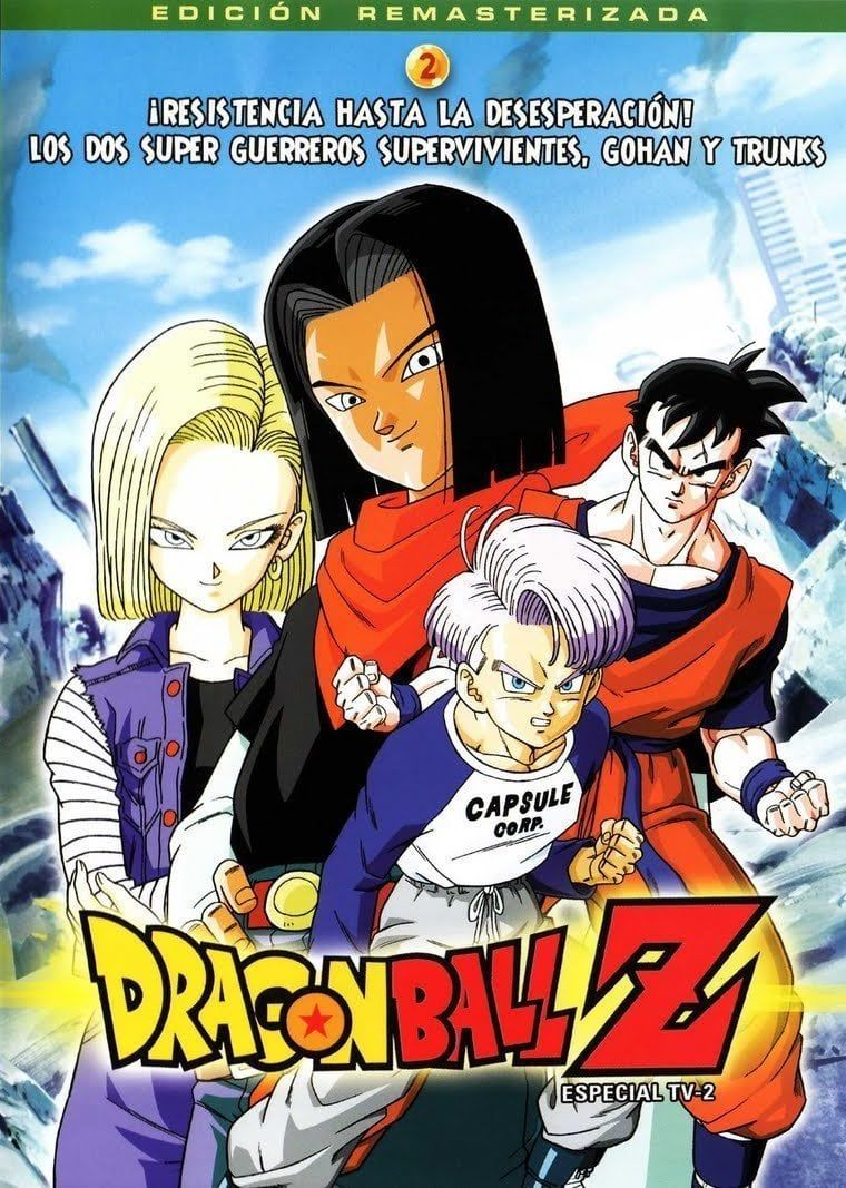 Ver dragon ball z the history of trunks 1993